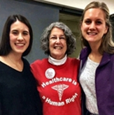 Health Care Activists Meet on OSU Campus